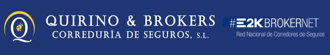 Quirino & Brokers, Correduría de Seguros, S.L. Logo